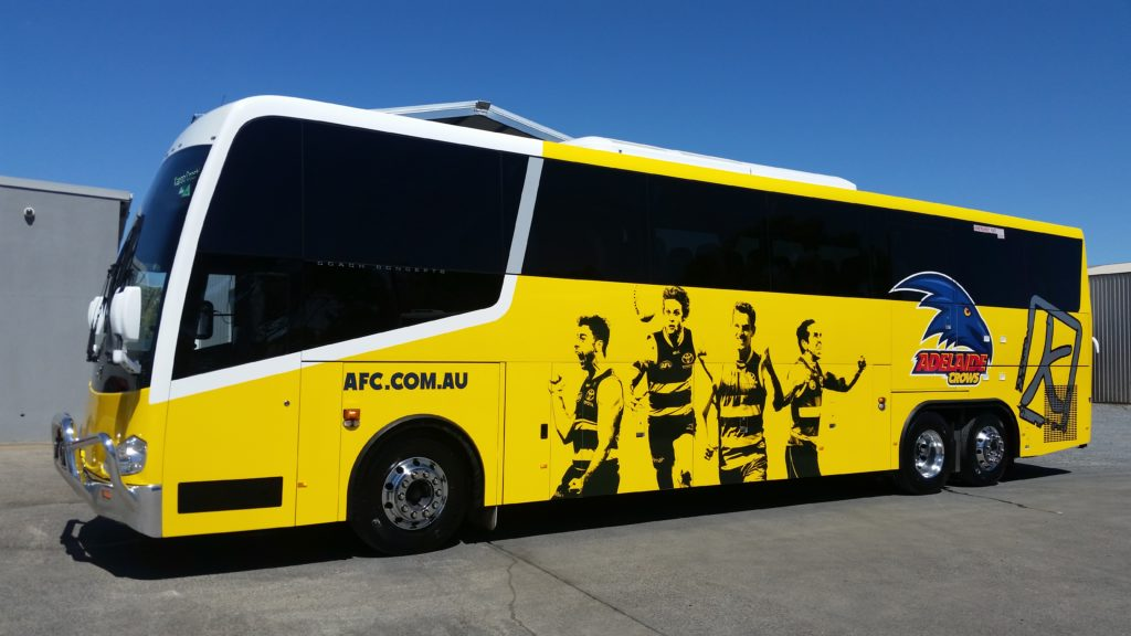 Kanga Adelaide promo