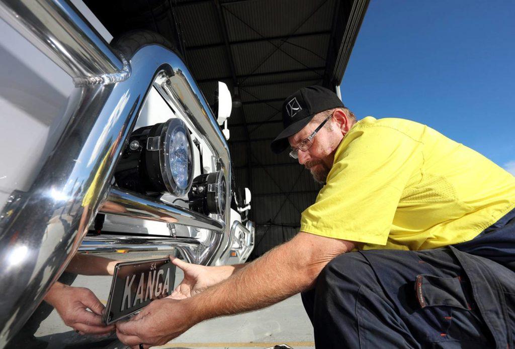 Kanga Adelaide maintenance