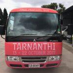Kanga Tarnanthi free festival bus