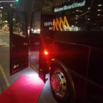 Kanga Coachlines Triple M Bus